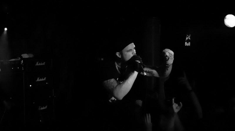 Shining live @ The Underworld, London. Photo Credit: Jordan McEvoy Photography