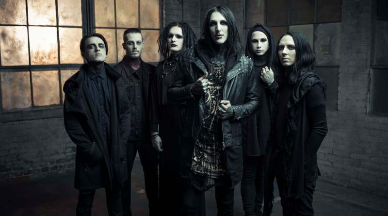 Motionless In White 2016
