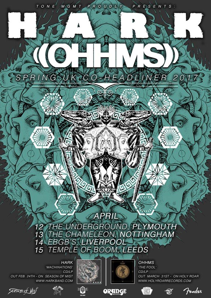 Hark UK Tour