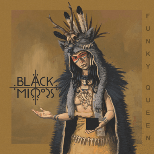 Funky Queen - Black Mirrors