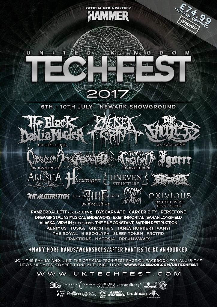 UK Tech-Fest 2017 Feb