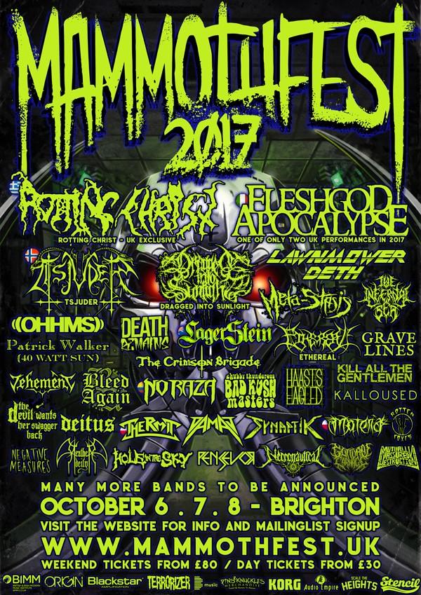 Mammothfest 2017