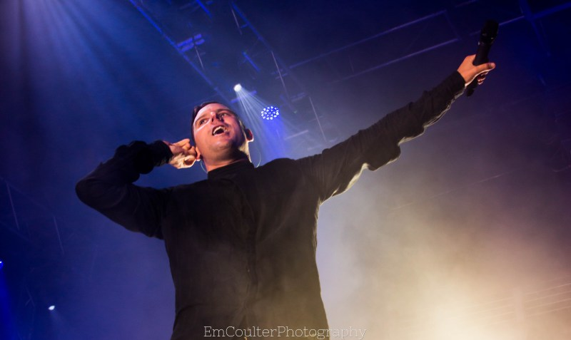 Parkway Drive live @ 02 Academy, Leeds. Photo Credit: Em Coulter Photography