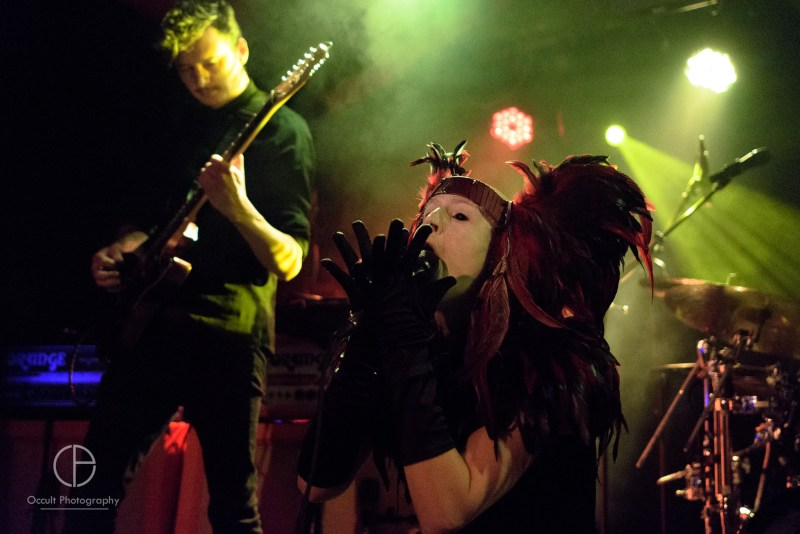 The Great Discord live @ Sound Control, Manchester. Photo Credit: Occult Photography