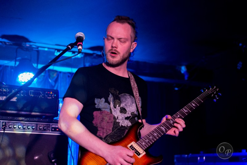 Pallbearer live @ The Ruby Lounge, Manchester. Photo Credit: Occult Photography