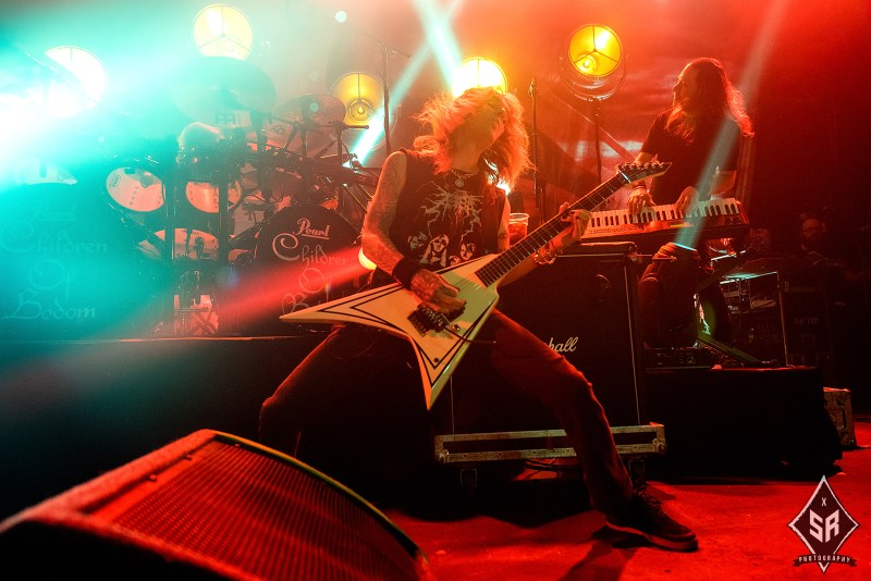 Children of Bodom live @ Academy 2, Manchester. Photo Credit: Sabrina Ramdoyal Photography