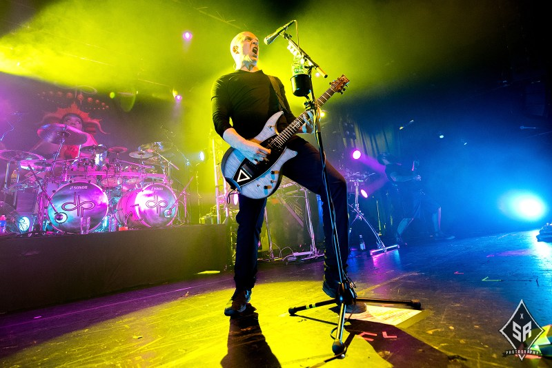 The Devin Townsend Project live @ Academy, Manchester. Photo Credit: Sabrina Ramdoyal Photography