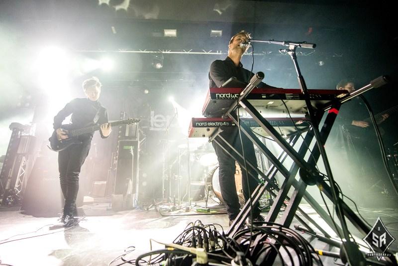 Leprous live @ Academy, Manchester. Photo Credit: Sabrina Ramdoyal Photography