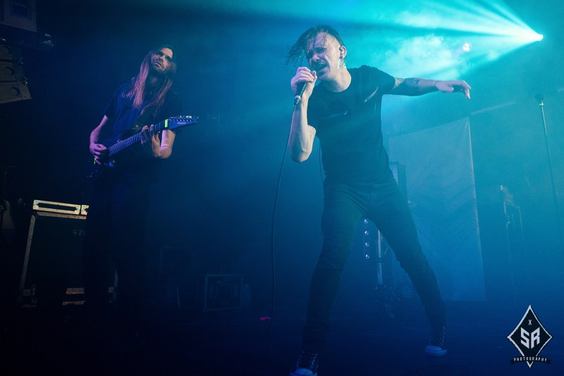 TesseracT live @ Academy, Manchester. Photo Credit: Sabrina Ramdoyal Photography
