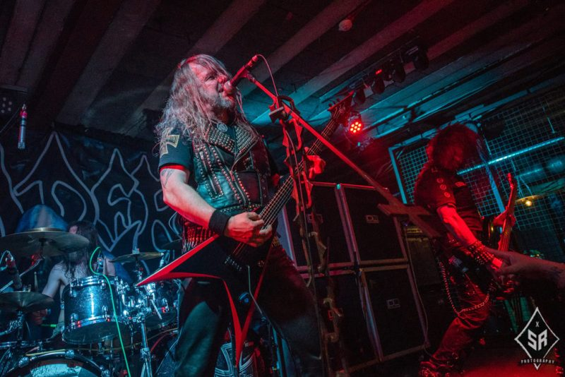 Vader live @ Rebellion, Manchester. Photo Credit: Sabrina Ramdoyal Photography
