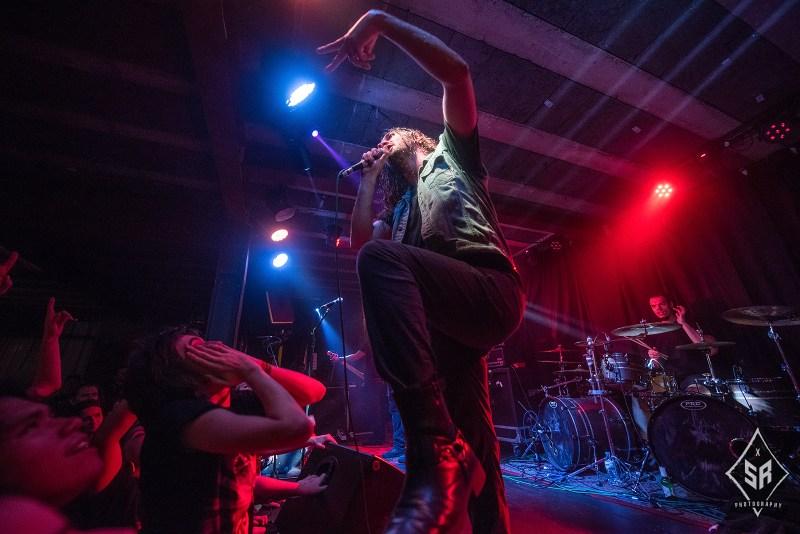 Warbringer live @ Rebellion, Manchester. Photo Credit: Sabrina Ramdoyal Photography