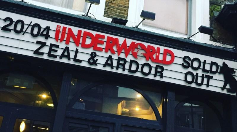 Zeal and Ardor UK Show