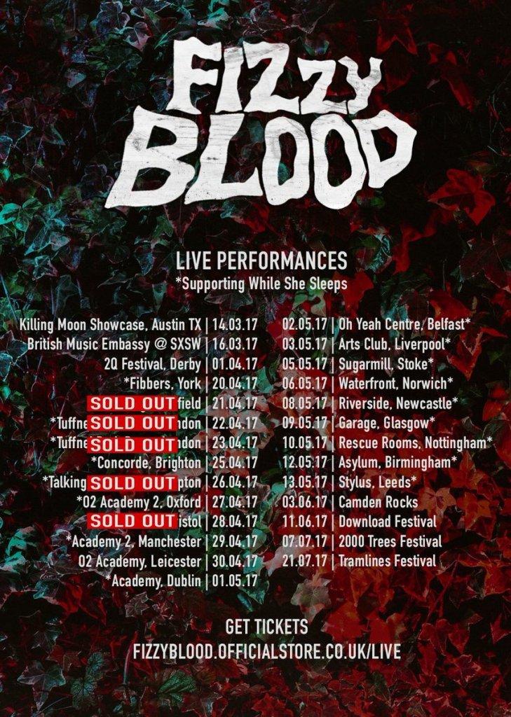 Fizzy Blood