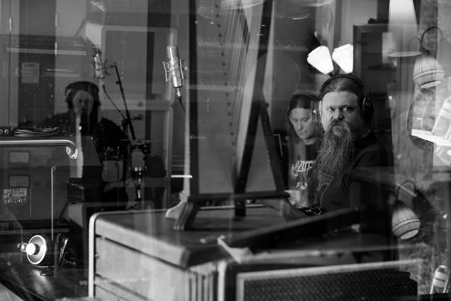 Enslaved Studio 2017