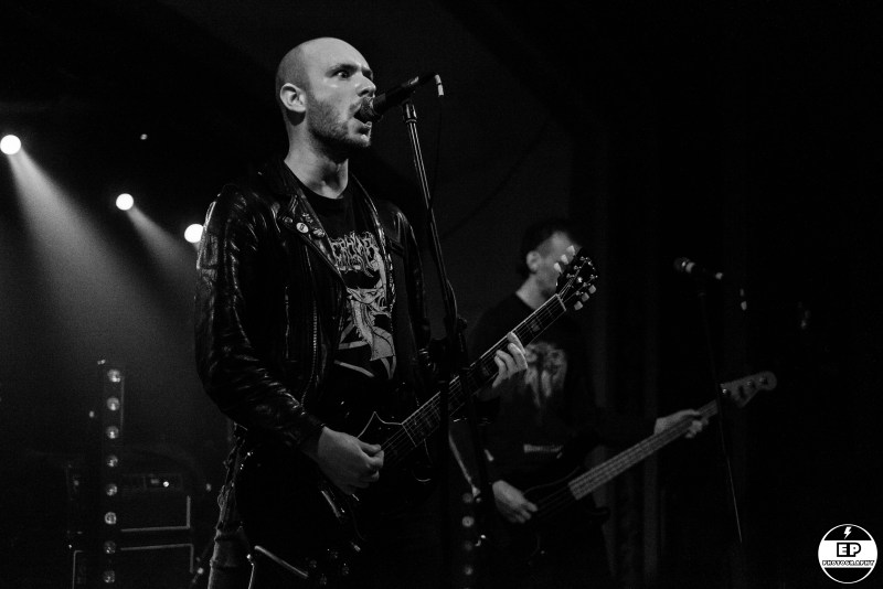 Wode live @ North of the Wall. Photo Credit: Evangeline Parkinson Photography