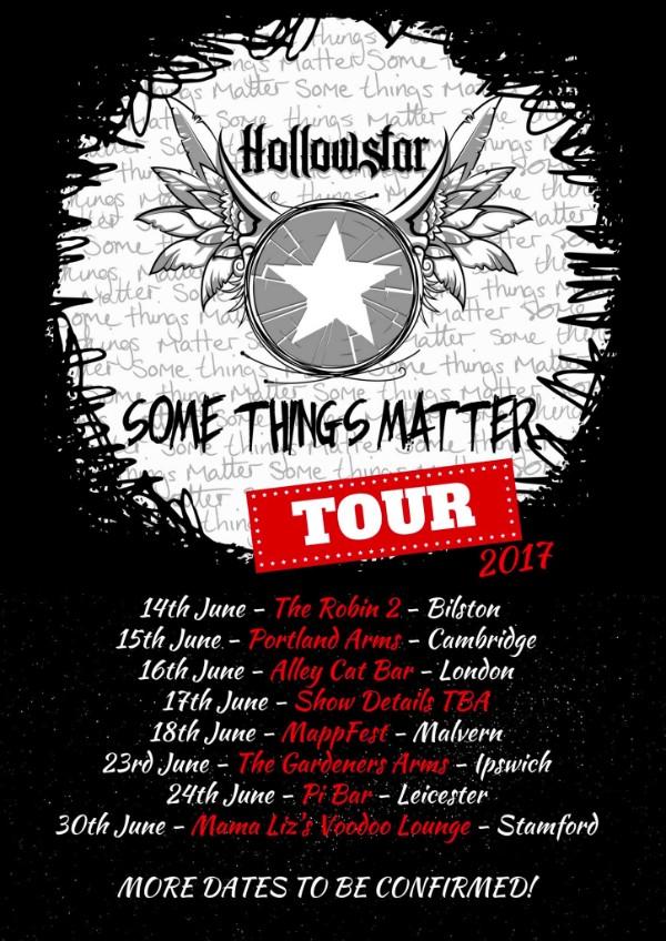 Hollowstar UK Tour 2017