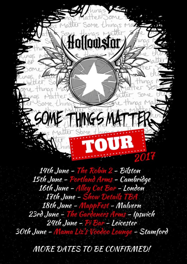 Hollowstar UK Tour 2017