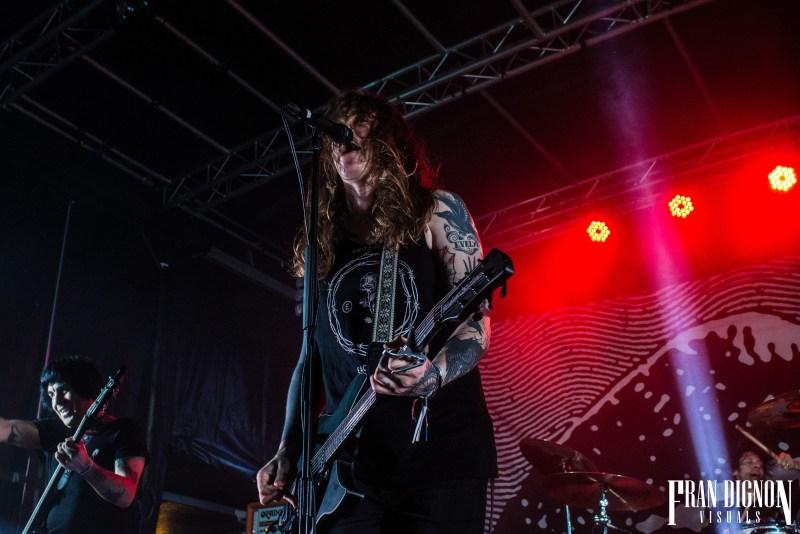 Against Me! live @ Slam Dunk Festival 2017 - South. Photo Credit: Fran Dignon Visuals