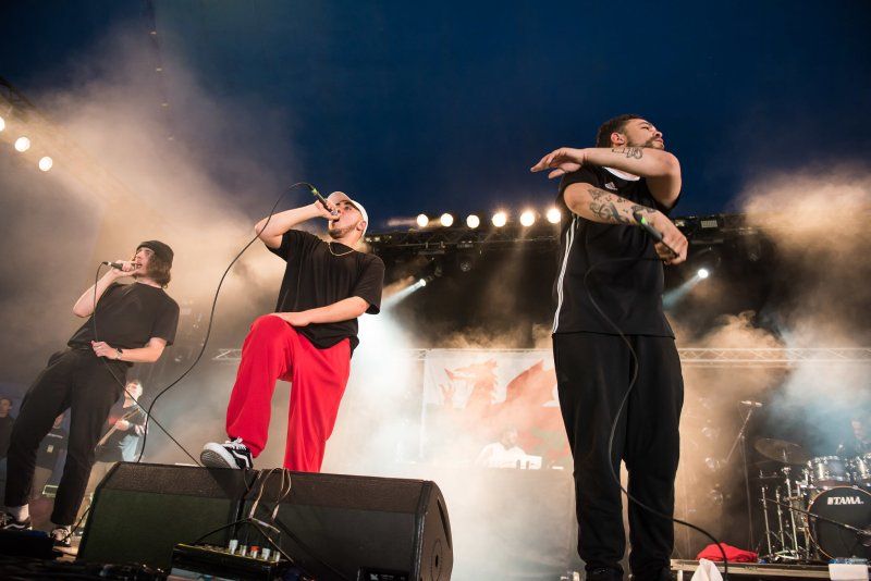 Astroid Boys live @ Download Festival 2017. Photo Credit: Ben Gibson