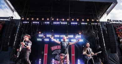 Five Finger Death Punch live @ Download Festival 2017. Photo Credit: Ben Gibson
