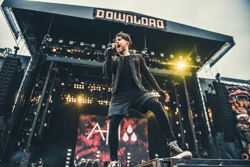 AFI live @ Download Festival 2017. Photo Credit: Sarah Koury