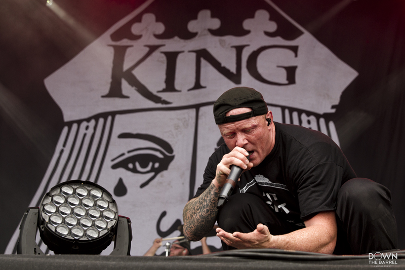 King 810 live @ Bloodstock Festival 2017. Photo Credit: Down The Barrel Photography