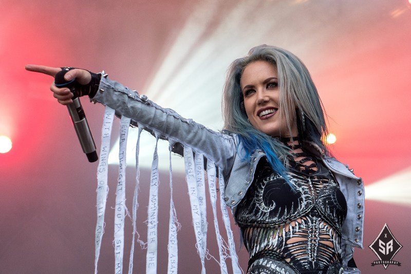 Arch Enemy live @ Bloodstock Festival 2017. Photo Credit: Sabrina Ramdoyal Photography