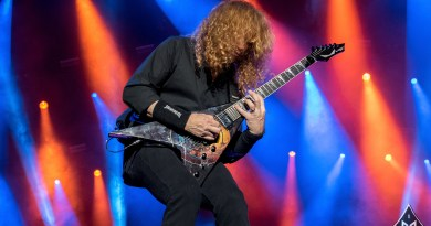 Megadeth live @ Bloodstock Festival 2017. Photo Credit: Sabrina Ramdoyal Photography