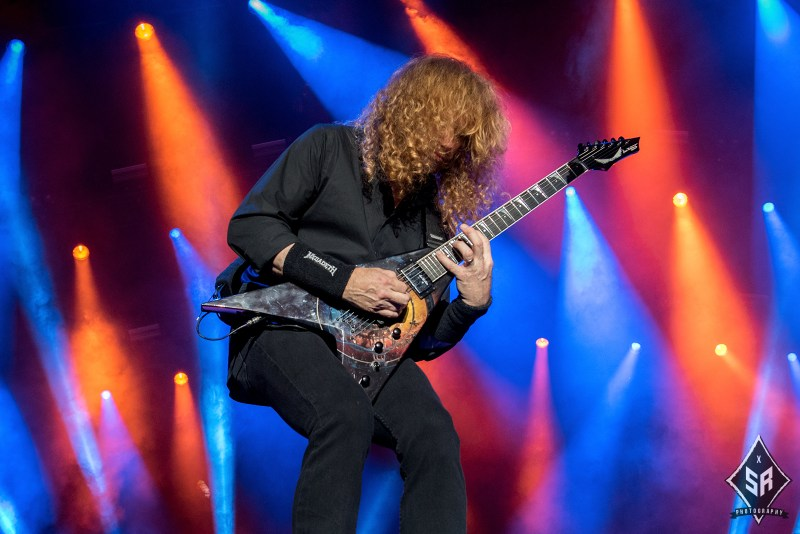 Megadeth live @ Bloodstock Festival 2017. Photo Credit: Sabrina Ramdoyal Photography