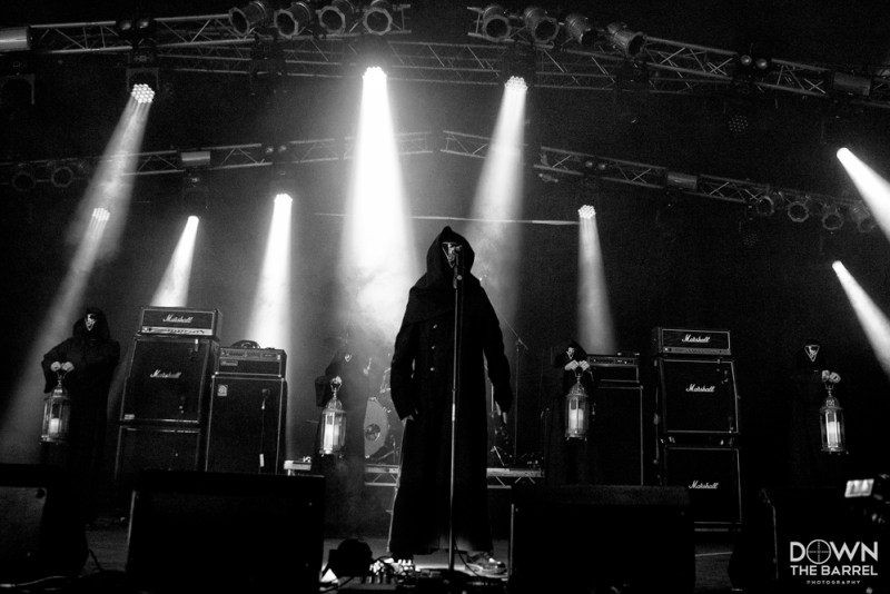 The Infernal Sea live @ Bloodstock Festival 2017/ Photo Credit: Down The Barrel Photography