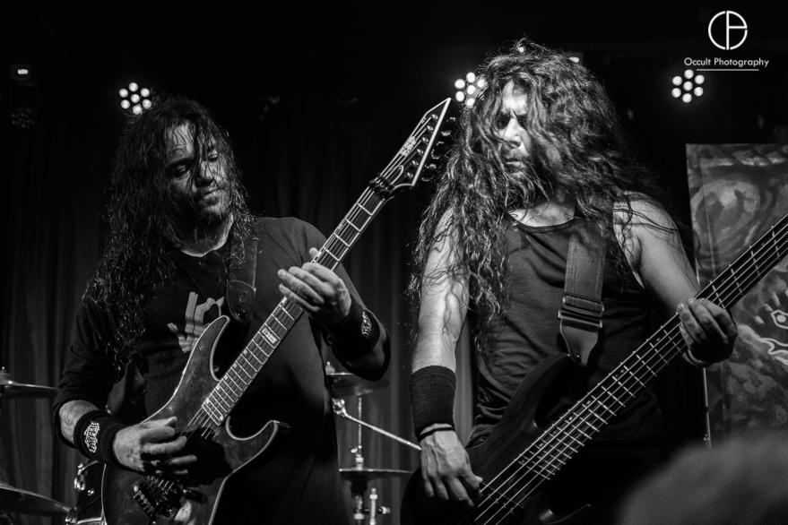 Broken Hope live @ Rebellion, Manchester. Photo Credit: Occult Photography