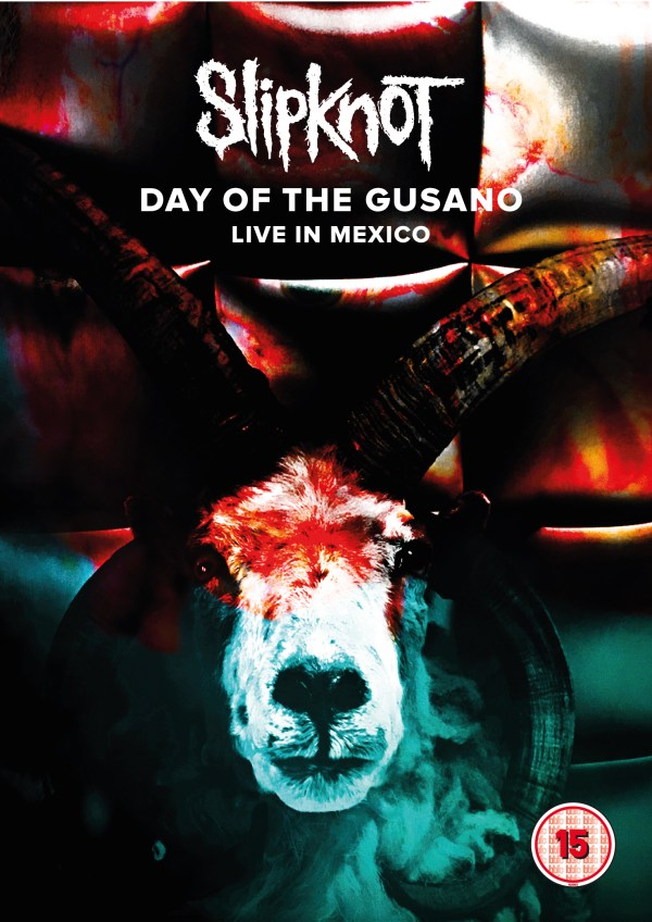 Day of the Gusano -Live In Mexico - Slipknot