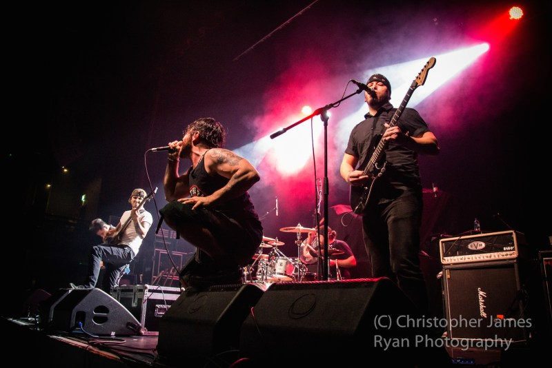 Sons of Texas @ The Ritz, Manchester. Photo Credit: Christopher Ryan Photography