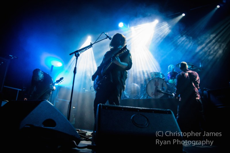 Seether live @ The Ritz, Manchester. Photo Credit: Christopher Ryan Photography