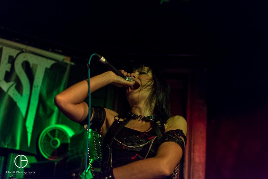 Impavidus live @ Badger Fest 2017. Photo Credit: Occult Photography