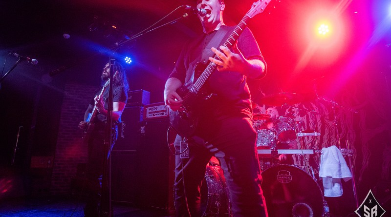 Winterfylleth live @ Rebellion, Manchester. Photo Credit: Sabrina Ramdoyal Photography
