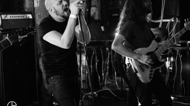 Uneven Structure live @ Satans Hollow, Manchester. Photo Credit: Occult Photography