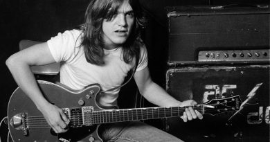 Malcolm Young RIP