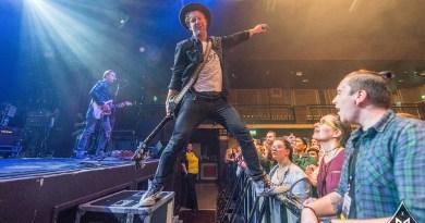 Switchfoot live @ The Ritz, Manchester. Photo Credit: Sabrina Ramdoyal Photography