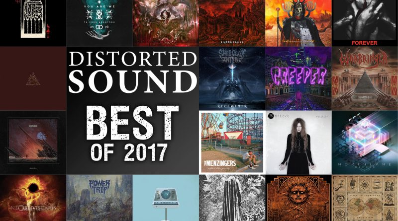 Distorted Sound Albums of the Year 2017