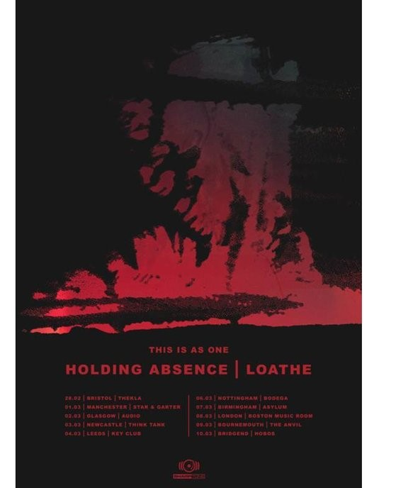 Loathe & Holding Absence UK Tour 2018