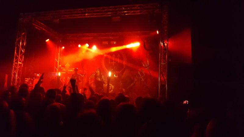 Watain live @ The Dome, London. Photo Credit: James Weaver