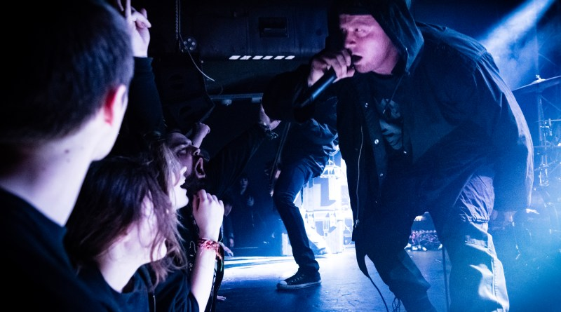 King 810 live @ Thekla, Bristol. Photo Credit: Normandy Photography