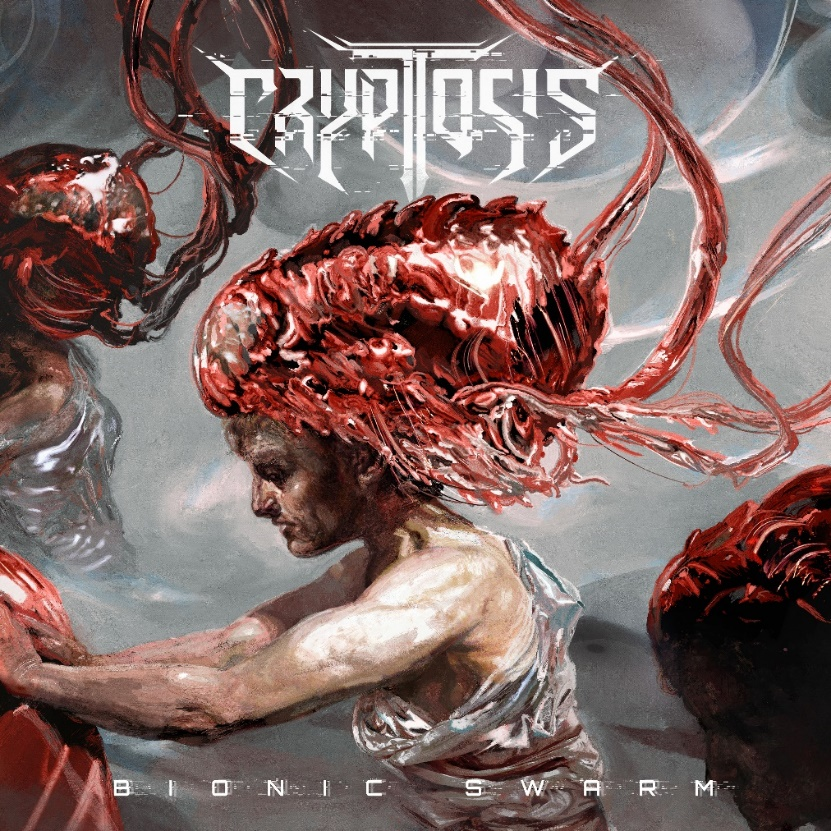 ALBUM REVIEW: Bionic Swarm - Cryptosis - Distorted Sound Magazine
