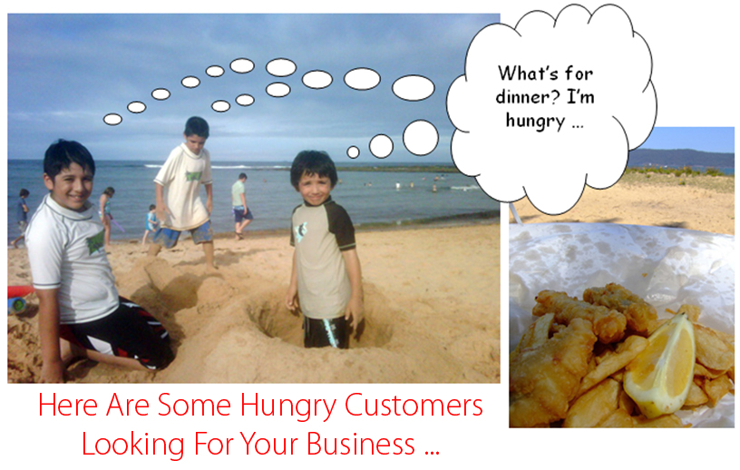 Are Hungry Customers Looking For Your Business?