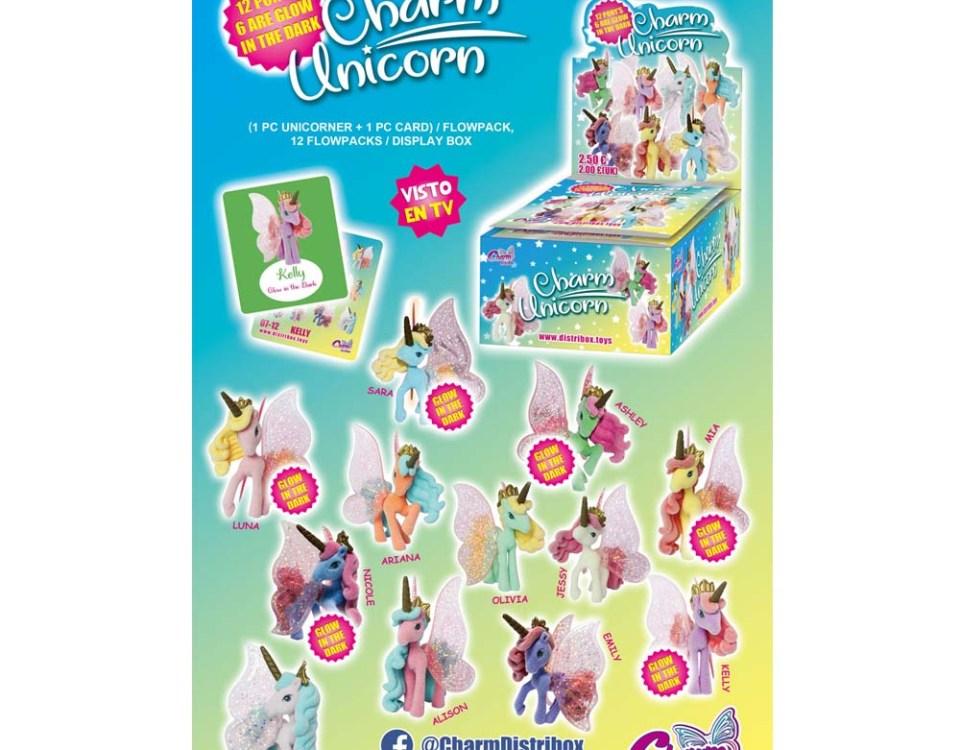 Imagen Colección Unicorn | Charm Distribox