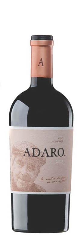 PRADOREY ADARO. 100% Tempranillo – 2015