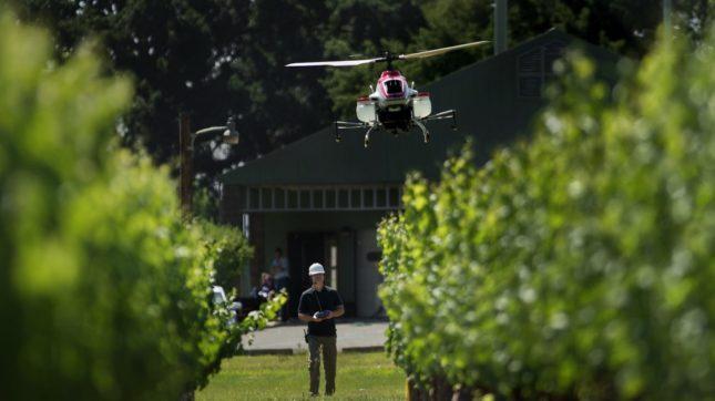 Drones para el desarrollo de la agricultura