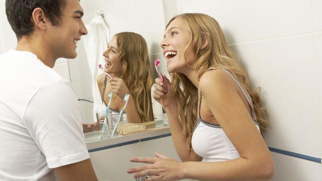 Tener una boca sana gracias al cepillado dental