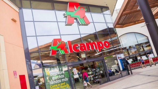 Sustituyen los supermercados Simply por Alcampo